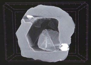 รัสเซียพบ 'เพชรซ้อนเพชร' ครั้งแรกของโลก อายุกว่า 800 ล้านปี
